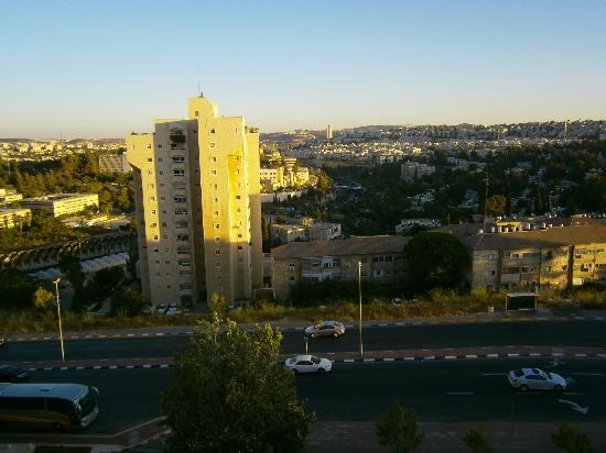 Ramada Jerusalem: VISTAS HABITACIÓN