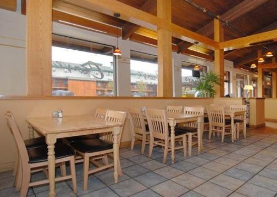 Barratt Inn Anchorage Airport: Restaurant