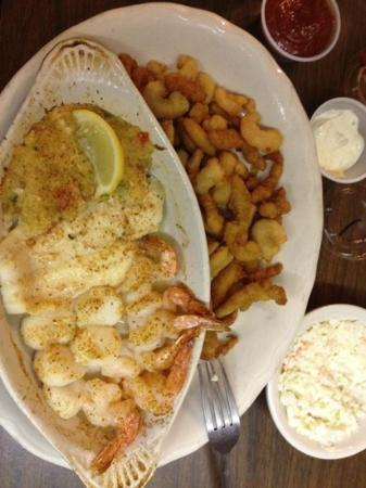 Fisherman's Catch Restaurant: Fisherman's Platter