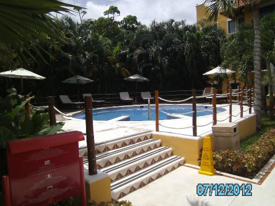 Royal Level at Occidental Cozumel: Royal Club pool