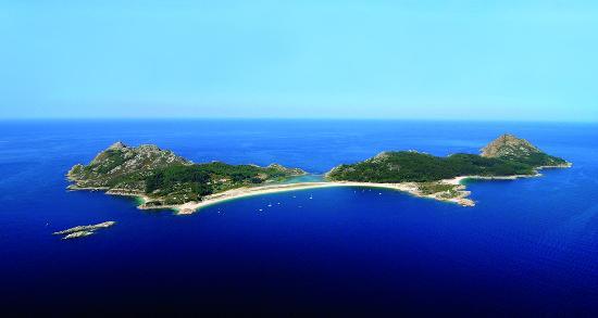 Talaso Atlantico: Islas Cíes, del Parque Nacional Marítimo Terrestre de las Islas Atlánticas de Galicia