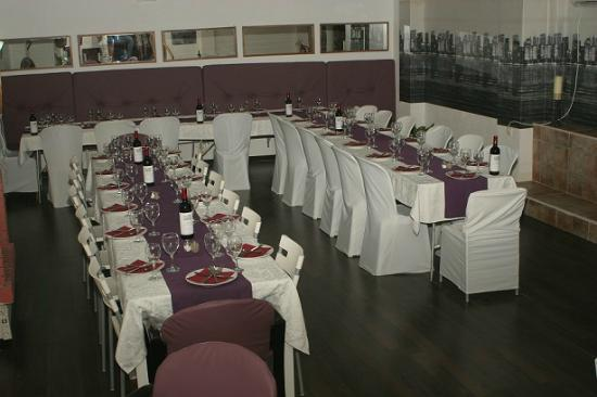 Hotel Restaurant Michel: Sala de eventos
