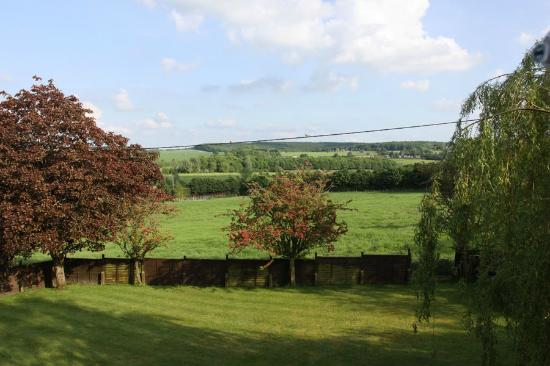 Ridge House Bed & Breakfast: View from Bedrooms