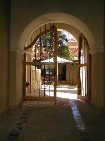Hotel Boutique La Posada: Portada