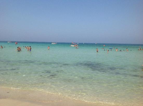 Dependance La Mouette: mondello beach