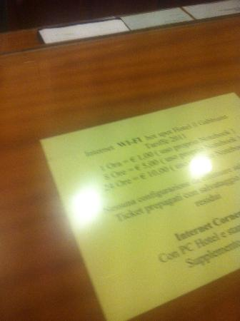 Dependance Il Gabbiano: internet costs