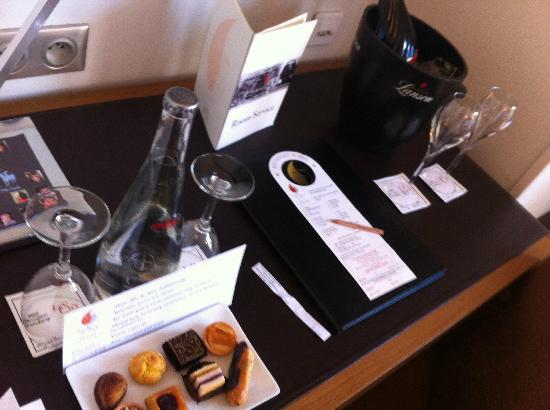 The Welcome Pack Picture Of Hotel Le Six Paris