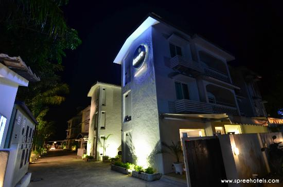 Azzure By Spree Hotels: Azzure by Spree - Cool, Blue, and in Hip Calangute