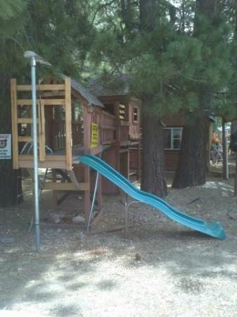 Cabins4less : playground