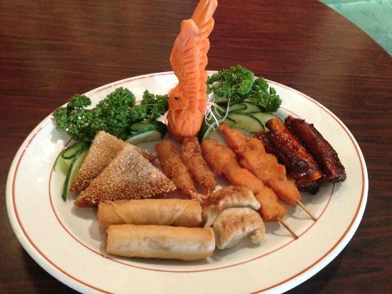 Emperor Restaurant: Special Mixed Hors d Oeuvres