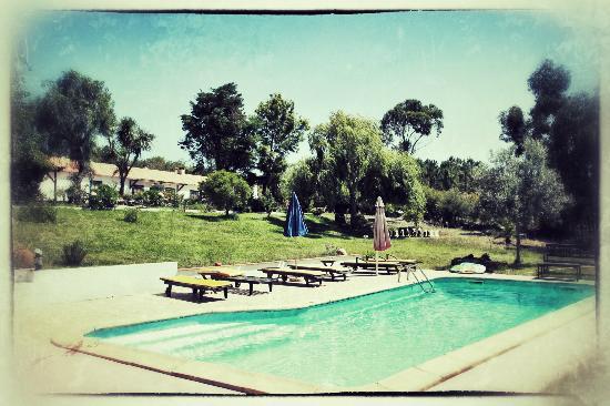 Monte da Choca: pool view