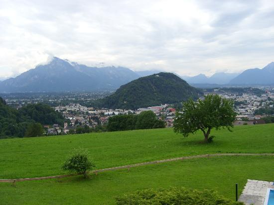 Schone Aussicht: view from room 9