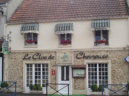 """Chevreuse, فرنسا: Restaurant """"LE CLOS DE CHEVREUSE"""" """