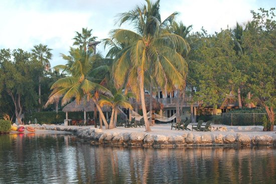 Coconut Palm Inn: View from the Water