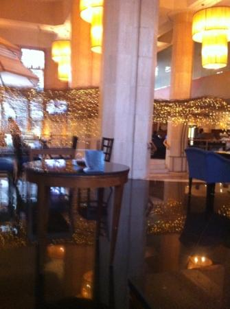 InterContinental Hotel Jeddah : Alnafora cafe