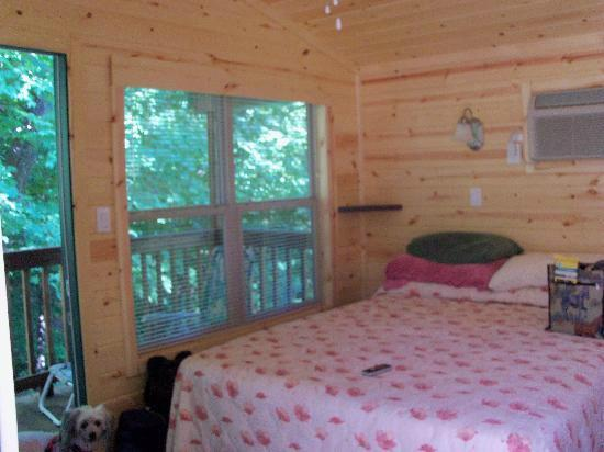 Bissell's Hideaway: cabin
