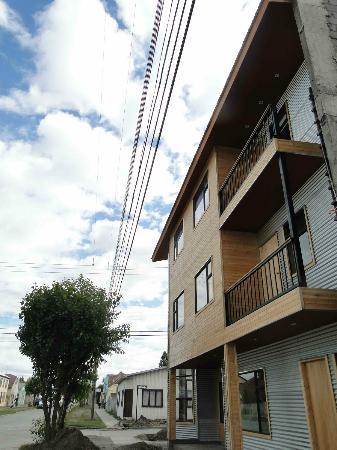 هوتل هوليف: Exterior - Hotel Hallef - Puerto Natales