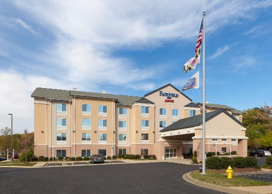 Fairfield Inn Lexington Park Patuxent River Naval Air Station: Fairfield Inn