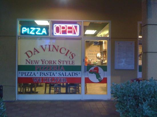 Da Vinci's Pizzeria: Da Vinci's Pizza, Fort Lauderdale