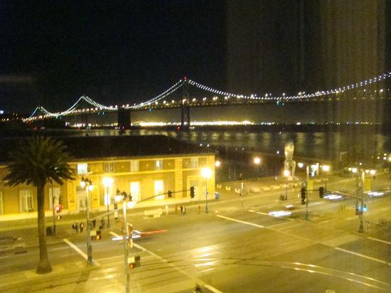 Hotel Vitale, a Joie de Vivre hotel: night view
