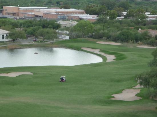 Arizona National Golf Club: 18th hole