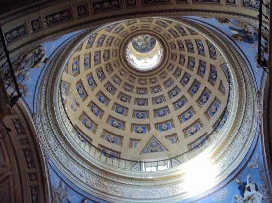 8-Salta-Iglesia San Francisco: cúpula