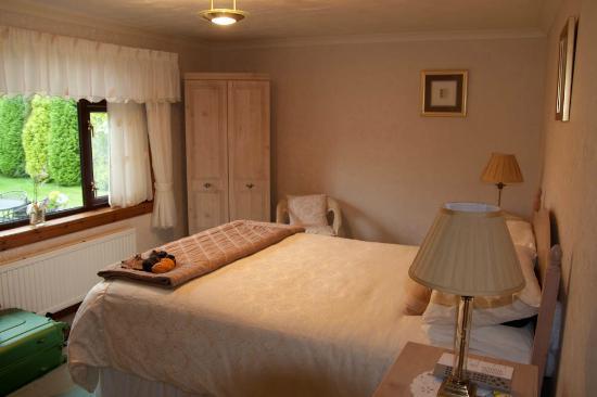 Rustic View Bed & Breakfast: Zimmer im Erdgeschoss