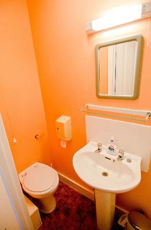WestGate Hotel: Toilet