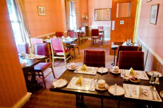WestGate Hotel: Breakfast den