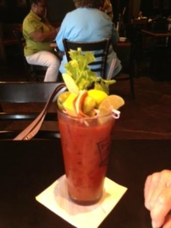 Blackstone's Pub & Grill: Awesome Bloody Mary