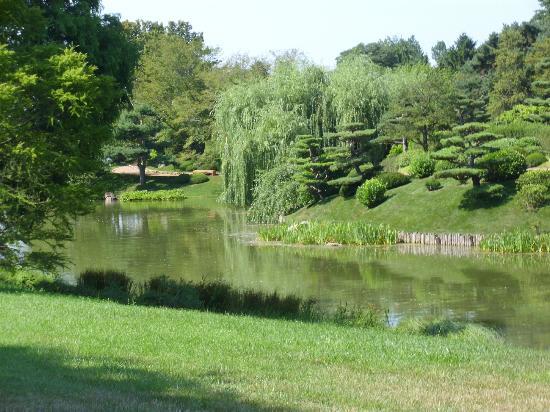 Water Fall Picture Of Chicago Botanic Garden Glencoe Tripadvisor