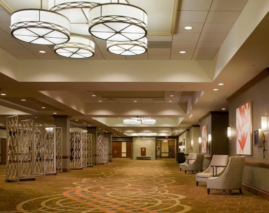 Sheraton Boston Hotel: Grand Ballroom Foyer