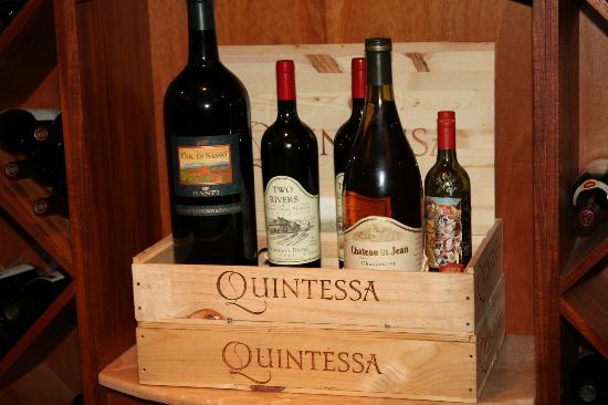 Seasons of Durango: Wine.
