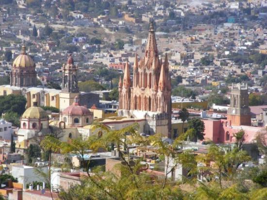 Casa Cordelli Villas: Cathedral