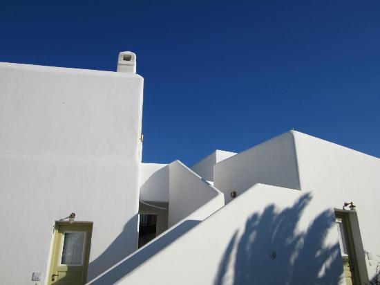 The A Hotel by Mykonos Arhontiko: hotel