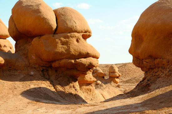 Goblin Valley State Park: Planet Earth!