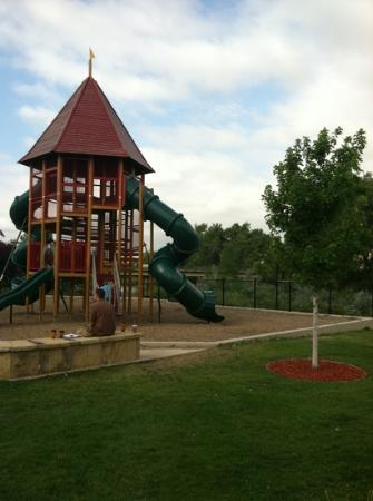 Trinidad, Kolorado: Great kids park