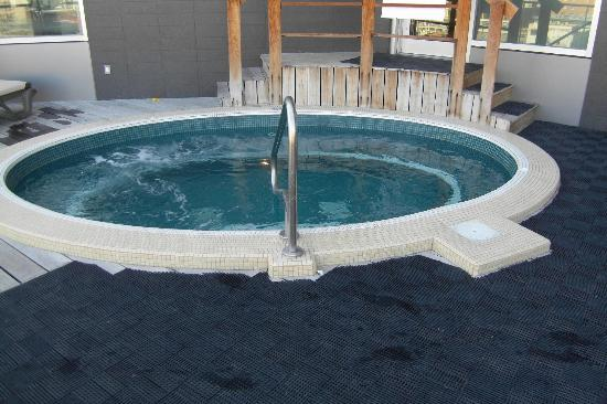 Hotel Le Crystal: Nice Roof top Whirlpool