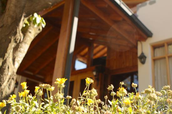 Tierra Mapuche: Notas de color en la entrada