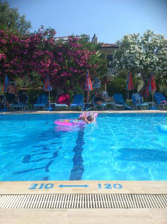 Gorkem Hotel: lovely pool
