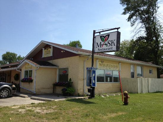 Mask Restaurant, Gimli