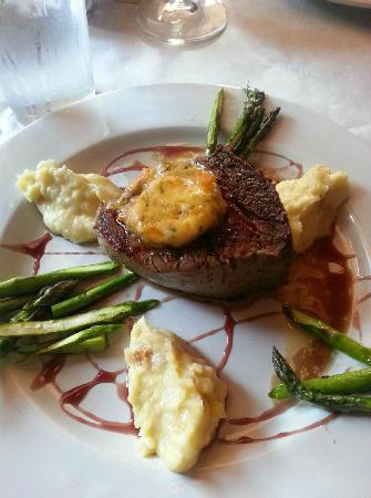 L.May Eatery: filet mignon