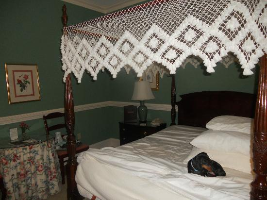John Rutledge House Inn: Room 12...