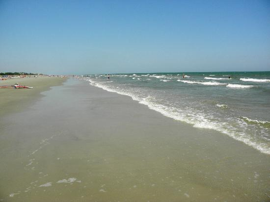 Coligny Beach View Of The