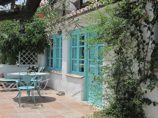 Hotel Finca el Cerrillo: Hotel Gardens