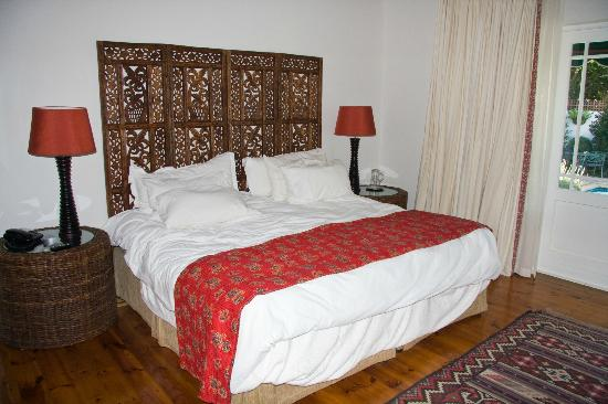Carslogie House: Very Comfy Bed