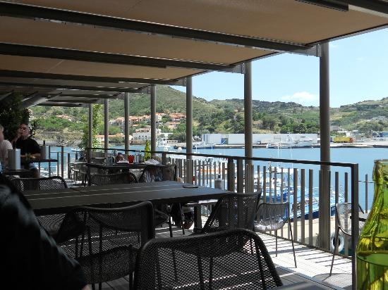 La cote vermeille port vendres restaurant avis num ro de t l phone photos tripadvisor - Restaurant le france port vendres ...