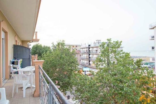 Residence Auriga: balcony
