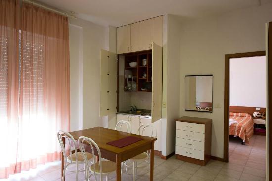 Residence Auriga: living room