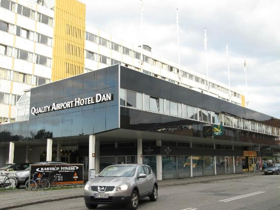 hotel kastrup airport